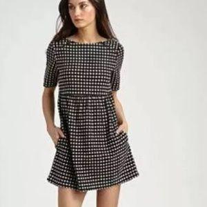 Ace & Jig Spring Mini Dress Polka Dot NEW